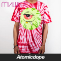 【送料無料】【MISHKA】Stoney Baloney Tie Dye T-Shirt Red Tシャツ 赤 ミシカ