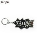 【range】キーホルダー acrylic pointed key holder レンジ