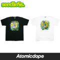 【seedleSs】weed bird 420 Tシャツ 半袖 黒 白 s/s tee Black White シードレス