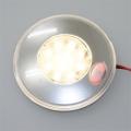 LEDダウンライト(シルバー)
