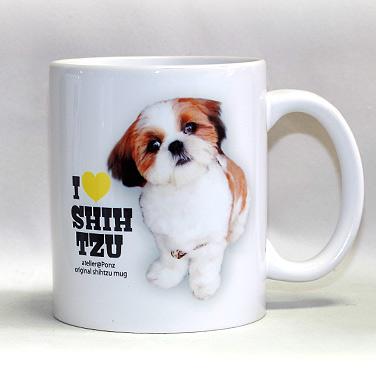 シーズー犬マグカップ