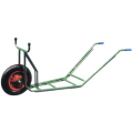 植木用低床一輪車(ノーパンクタイヤ仕様)