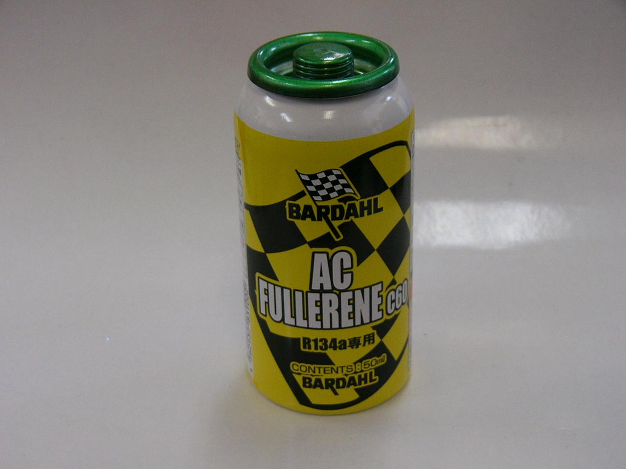 バーダル「ACフラーレンC60」