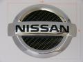 NISSAN E51エルグランド専用リヤエンブレムカーボンフィニッシャー