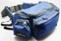 ブッシュウォーカー(BUSHWALKER) トレーナーズバッグ DELUX BELT BAG (青) W450 x D146 x H152