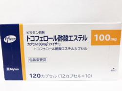 酢酸 エステル トコフェロール