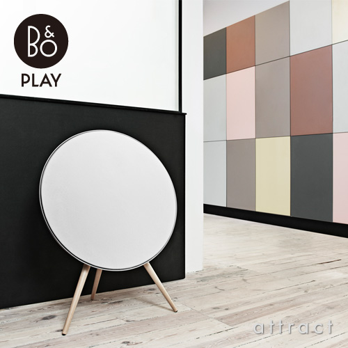 Bang & Olufsen バング&オルフセン B&O PLAY BeoPlay A9 APPLE AirPlay対応スピーカー デザイン:オルヴィン・アレキサンダー・スロット