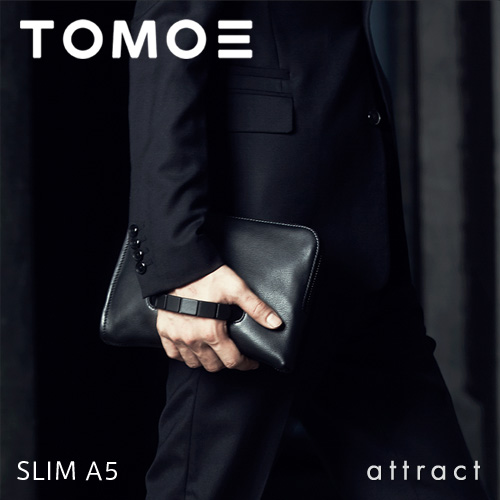 TOMOE トモエ SLIM A5 スリム A5 クラッチバッグ