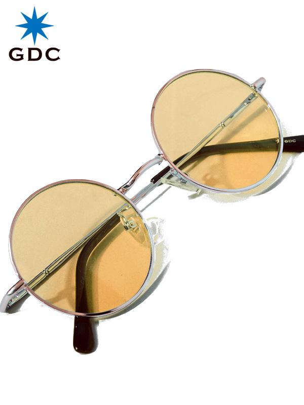 GDC,サングラス,おしゃれ,かわいい,丸,薄い,色,オレンジ,丸メガネ,WANDERLUST,ワンダラスト,GGDC,メガネ,カラーレンズ,33030-ORG
