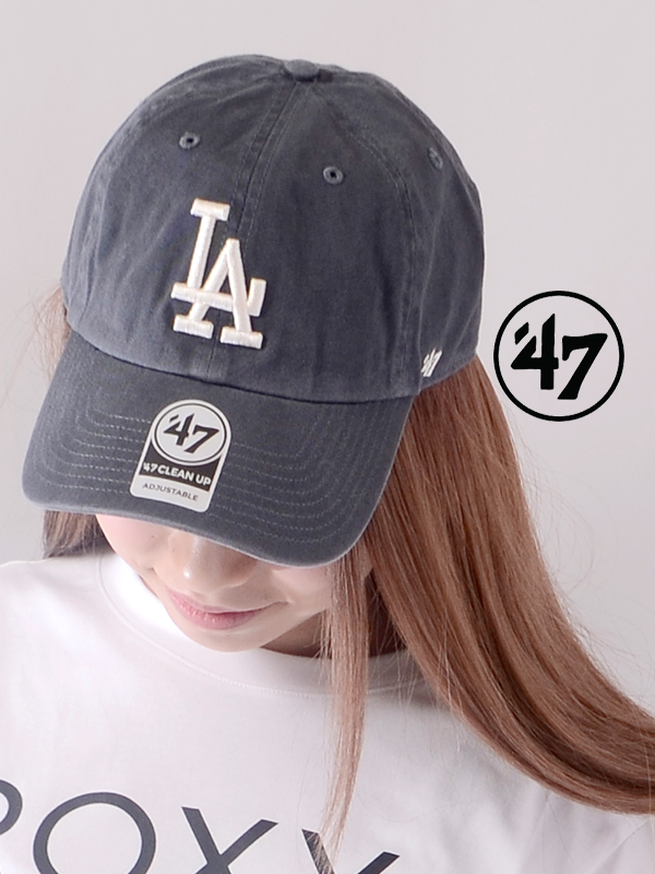 47Brand,フォーティセブン,キャップ,Dodgers,47,CLEAN,UP,Vintage,Navy,ドジャース,クリーンナップ,MLB01055,B-RGW12GWSNL-VN