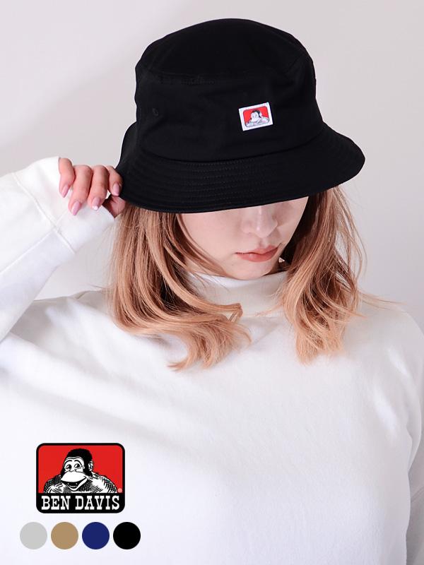 BEN,DEVIS,ベンデイビス,キャップ,バケットハット,メンズ,レディース,ユニセックス,ブランド,かわいい,ハット,帽子,TWILL,HAT,BDW-9478