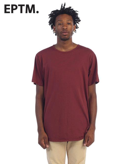 通販,EPTM,エピトミ,Tシャツ,半袖,無地,OG,LONG,TEE,ロング丈,カットソー,ロングカット,EP6281