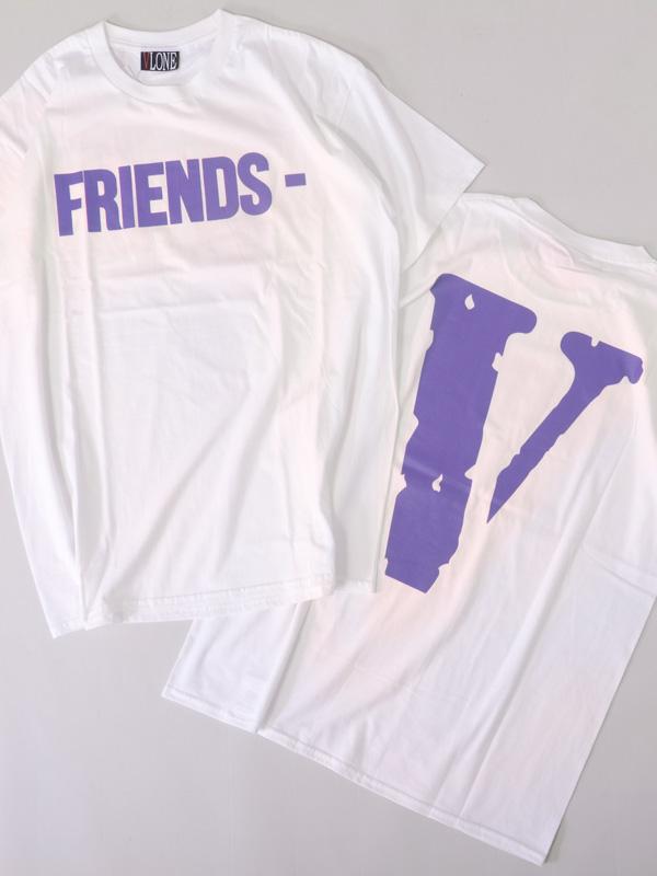 VLONE,ヴィーロン,ヴィーローン,Tシャツ,半袖,フレンズ,FRIENDS,TEE,A$AP,Mob,エイサップモブ,ASAP,FRIENDS-SST-WP