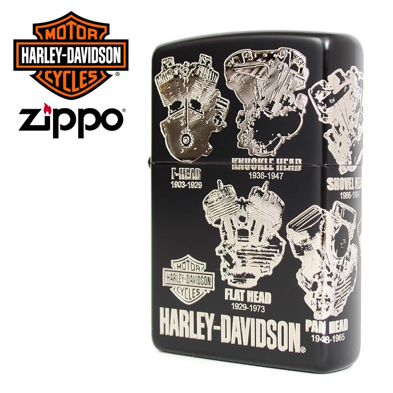ハーレーダビットソン,ジッポ,zippo,Harley,Davidson,Engine,エンジン,小物,グッズ,HDP-46