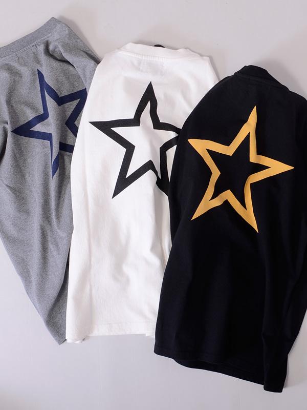 通販,VANSON,バンソン,Tシャツ,半袖,黒,ブラック,ワンスター,星,スター,定番,NVST-813