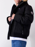TOMMY,HILFIGER,トミー,ヒルフィガー,中綿ジャケット,メンズ,レディース,UPDATED,ARCTIC,CLOTH,SNORKLE,HOODY,PUFFER,JACKET,159AP863-R