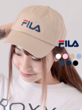 FILA,フィラ,キャップ,レディース,メンズ,ユニセックス,ブランド,帽子,キャップ,LINEAR,LOGO,LOW,CAP,FILA-CAP,185-713520
