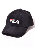 FILA,フィラ,キャップ,レディース,メンズ,ユニセックス,ブランド,おしゃれ,帽子,キャップ,FAKE,SUEDE,LOW,CAP,FILA-CAP-S,197-113703