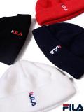 FILA,フィラ,ニット帽,メンズ,レディース,ユニセックス,キッズ,ブランド,帽子,キャップ,FRONT,LOGO,KNIT,WATCH,CAP,198-113802