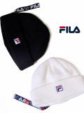 FILA,フィラ,ニット帽,メンズ,レディース,ユニセックス,キッズ,ブランド,かわいい,帽子,キャップ,LONG,BELT,KNIT,WATCH,CAP,198-113803