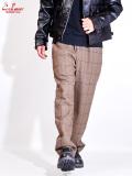COOKMAN,クックマン,シェフパンツ,chef,pants,メンズ,レディース,ユニセックス,男女兼用,Chef,Wool,Mix,Check,231-03806