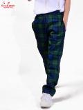 COOKMAN,クックマン,シェフパンツ,chef,pants,メンズ,レディース,ユニセックス,Chef,Pants,Black,Watch,Check,231-03822