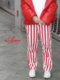 COOKMAN,クックマン,シェフパンツ,chef,pants,メンズ,レディース,ユニセックス,男女兼用,Chef,Pants,Wide,Stripe,コックマン,231-91803
