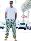 COOKMAN,クックマン,シェフパンツ,chef,pants,メンズ,レディース,男女兼用,おしゃれ,かわいい,Chef,Pants,Tropical,231-83854