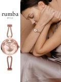 Rumba,Time,ルンバ,タイム,時計,腕時計,レディース,ウォッチ,ブランド,大人,可愛い,Gramercy,Round,Mesh,Rose,Gold,グラマシー,28102