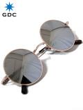 GDC,サングラス,メンズ,レディース,ユニセックス,ブランド,おしゃれ,かわいい,ミラー,丸メガネ,WANDERLUST,GGDC,眼鏡,メガネ,33030-MRR