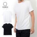 シンプルに、日本製の品質に拘った着心地抜群のリバースウィーブ仕様のシンプルなTシャツ。メンズファッションの通販サイト