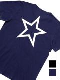 通販,VANSON,バンソン,Tシャツ,当店別注,ワンスター,星,スター,ADRV-801