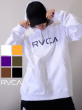 RVCA,ルーカ,パーカー,メンズ,レディース,ユニセックス,大きいサイズ,BIG,RVCA,PULL,ルカ,プルパーカー,AJ042-012