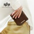 通販,ALPHA,アルファ,財布,メンズ,2つ折り,ショート,ウォレット,AL-AL008