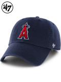 47Brand,フォーティセブン,キャップ,メンズ,レディース,Angels,47,CLEAN,UP,Navy,エンゼルス,クリーンナップ,MLB01017,B-RGW04GWS-NY