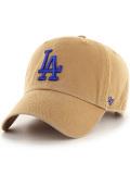47Brand,フォーティセブン,キャップ,メンズ,レディース,Dodgers,47,CLEAN,UP,Khaki,ドジャース,クリーンナップ,MLB01352,B-RGW12GWS-KHC