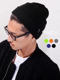 RVCA,ルーカ,キャップ,ニット帽,メンズ,レディース,ユニセックス,ブランド,おしゃれ,かわいい,DAYSHIFT,BEANIE,帽子,キャップ,BA042-939