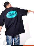 RVCA,ルーカ,Tシャツ,レディース,メンズ,半袖,ブランド,スポーツ,カジュアル,大きめ,MUD,FLAPP,SS,BB041-251
