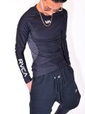 RVCA,ルーカ,Tシャツ,メンズ,レディース,ラッシュガード,長袖,ロンT,RVCA,SPORT,RASHGUARD,ルカ,スポーツ,サーフィン,bb041-871
