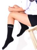 RVCA,ルーカ,ソックス,メンズ,レディース,ユニセックス,おしゃれ,かわいい,ブランド,ワンポイントロゴ,靴下,UNION,SQUARE,SOCK,BB041-972