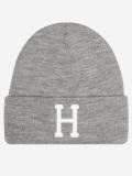 HUF,ハフ,キャップ,ニット帽,メンズ,レディース,ユニセックス,ブランド,帽子,,CLASSIC,H,BEANIE,ロゴ,刺繍,ニットキャップ,BN00083-G