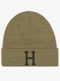 HUF,ハフ,キャップ,ニット帽,メンズ,レディース,ユニセックス,ブランド,帽子,,CLASSIC,H,BEANIE,ビーニー,ニットキャップ,BN00083-O