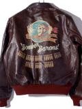 BUZZ,RICKSON'S,バズリクソンズ,A-2,A2,フライトジャケット,アウター,Jacket,革ジャン,東洋エンタープライズ,BR80509