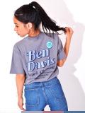 BEN,DAVIS,ベンデイビス,Tシャツ,メンズ,レディース,半袖,ブランド,大きいサイズ,ゆったり,スポーツ,カジュアル,綿,100%,C-1580037