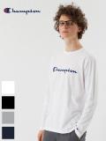 チャンピオン,CHAMPION,Tシャツ,長袖,レディース,メンズ,ユニセックス,ブランド,ロゴ,Cロゴ,シンプル,ロングスリーブ,ロンT,C3-J426