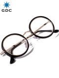 GDC,サングラス,メンズ,レディース,ユニセックス,ブランド,薄い,色,丸メガネ,ジーディーシー,SUNGLASSES-G,眼鏡,メガネ,C37029-B-C