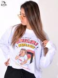 長州,力,ちょうしゅう,りき,Tシャツ,長袖,メンズ,レディース,ユニセックス,おしゃれ,かわいい,大きいサイズ,インスタ,CHLT-2001-W