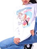 長州,力,ちょうしゅう,りき,Tシャツ,長袖,メンズ,レディース,ユニセックス,おしゃれ,かわいい,大きいサイズ,ゆったり,CHLT-2102