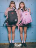 通販,DAYLIFE,リュック,大容量,通学,おしゃれ,大人可愛い,かわいい,女子高生,バッグ,デイライフ,GO,3,BACKPACK,GO3