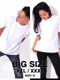 Hanes,BEEFY,ヘインズ,ビーフィー,Tシャツ,メンズ,レディース,半袖,黒,白,ビッグサイズ,大きいサイズ,XXL,XXXL,綿100%,無地,H5180L